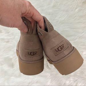 272f452d616 UGG Shoes - UGG l Riley Grommet Wedge Boot